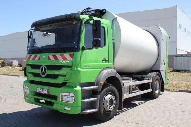 novi kamion za smeće VARZ-MV-1823-16