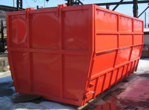 novi kontejner za smeće KO-452.32.00.000