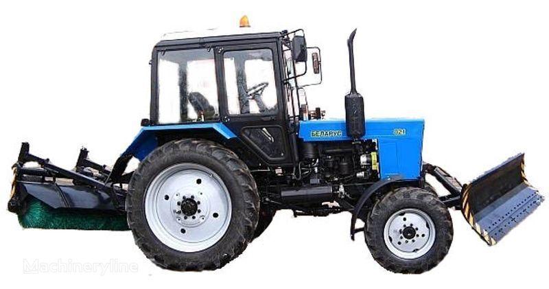 ostala komunalna vozila MTZ BAM-2 (otval+shchetka)na traktorah MTZ