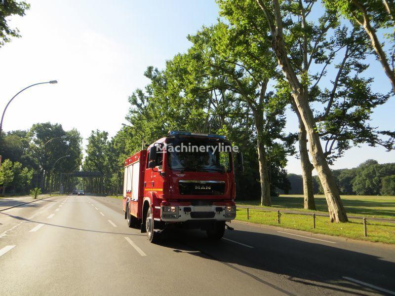 novo vatrogasno vozilo MAN 18.290