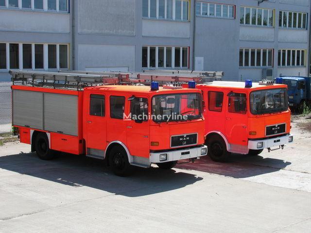 vatrogasno vozilo MAN TLF 14.192  1.700 Liter Wassertank 400 L Schaum