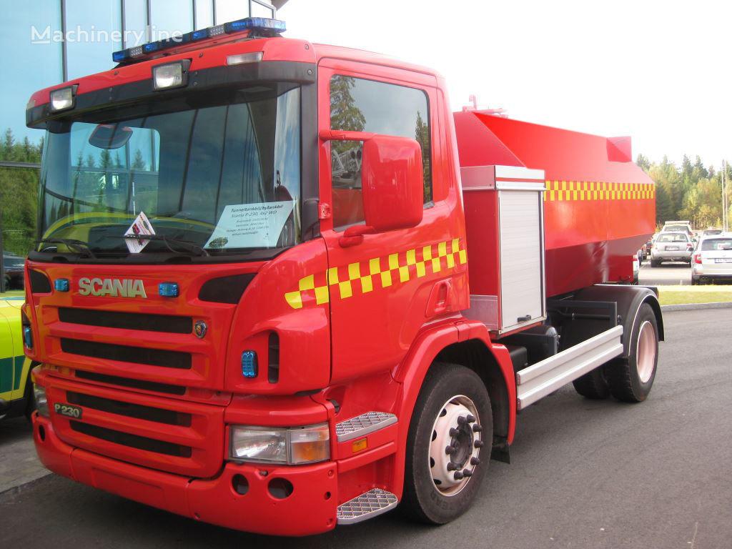 vatrogasno vozilo SCANIA P-230 4x2 WD