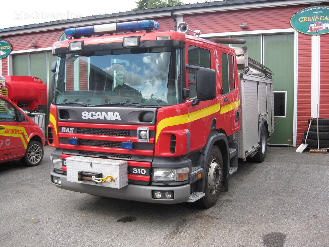 vatrogasno vozilo SCANIA P-94