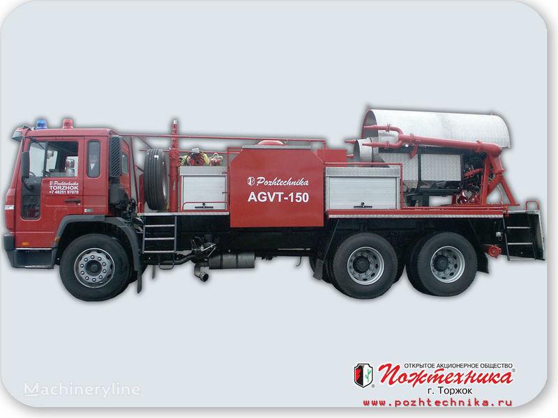 vatrogasno vozilo VOLVO AGVT-150 Avtomobil gazovogo tusheniya