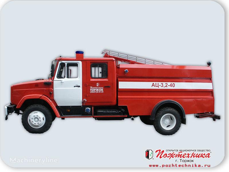 vatrogasno vozilo ZIL AC 3,2-40