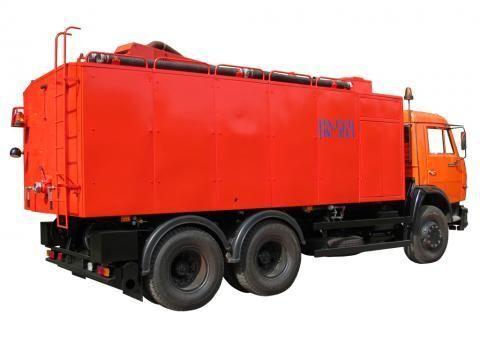 vozilo za čišćenje kanalizacije KAMAZ KO-564
