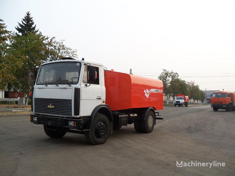 vozilo za čišćenje kanalizacije MAZ KO-514-1