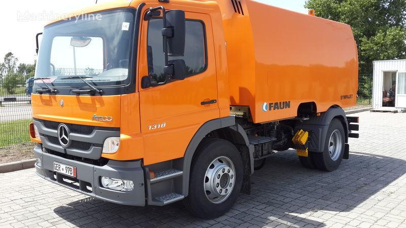 novo vozilo za čišćenje ulica FAUN VARZ-MV-1318-06