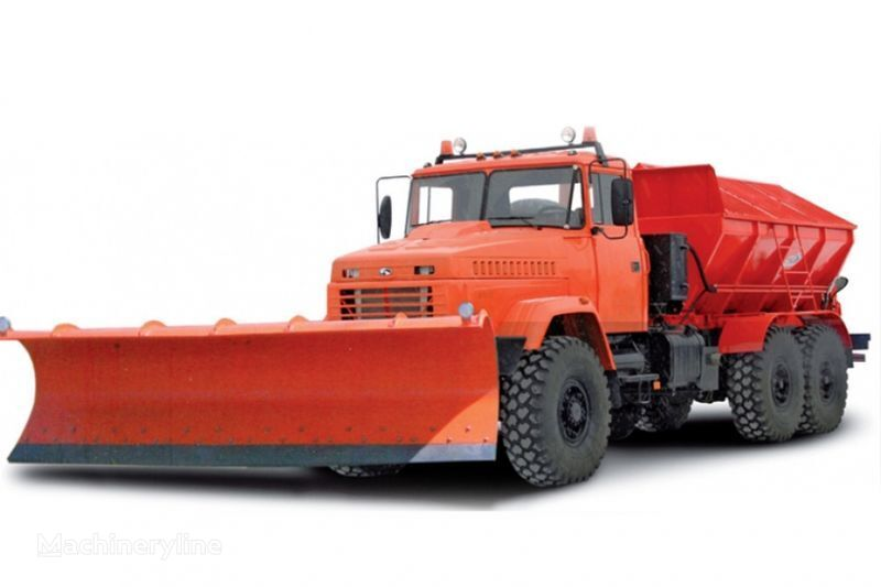 vozilo za čišćenje ulica KRAZ 6322 MDKZ-30 Kombinirovannaya dorozhnaya mashina