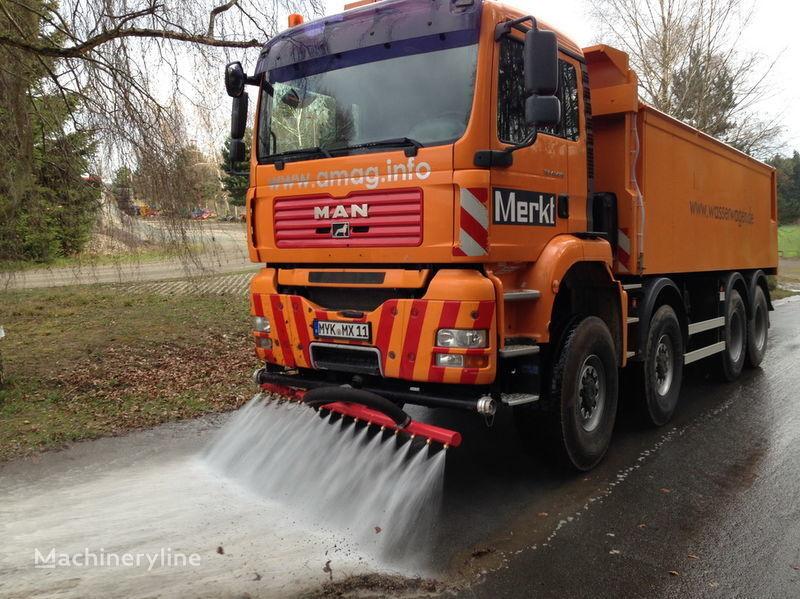 vozilo za čišćenje ulica MAN TGA 41.440 8x8
