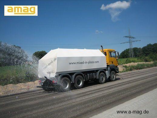 vozilo za čišćenje ulica MAN Wasserwagen MAN TGA 41.480 - 8x8