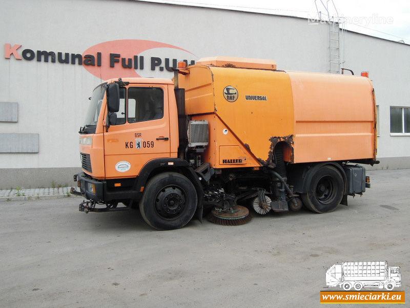 vozilo za čišćenje ulica MERCEDES-BENZ 1314