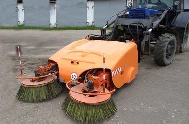 novo vozilo za čišćenje ulica BelDT 8002