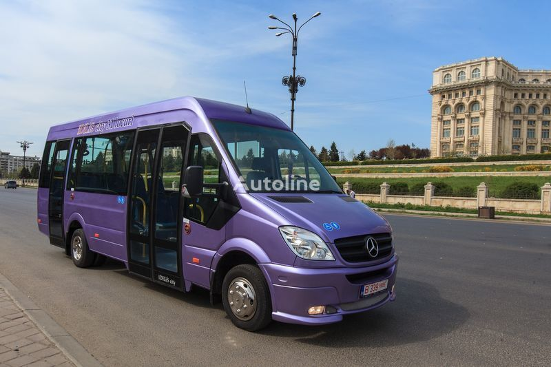 Prodaja novog mercedes benz idilis city 65 putni kog for Mercedes benz league city