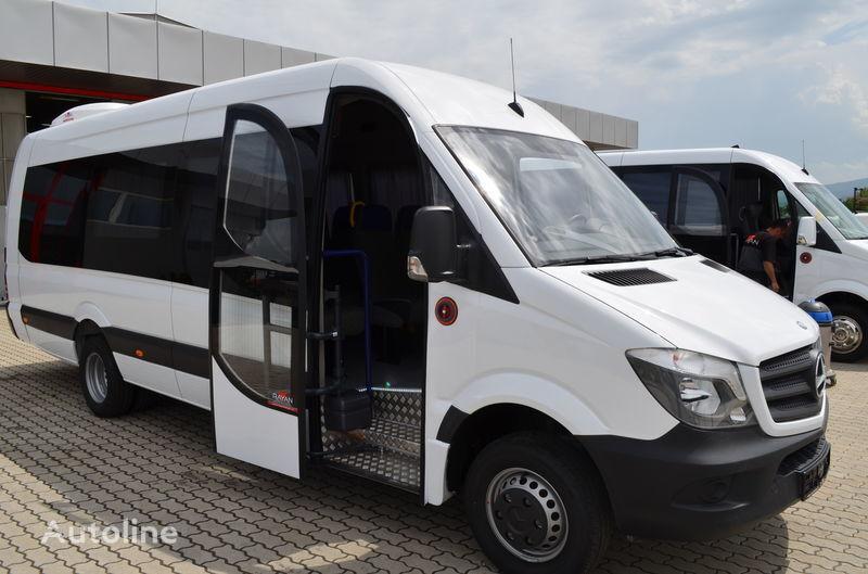 novi putnički minibus MERCEDES-BENZ SPRINTER 516 CDI - RAYAN SERBIA