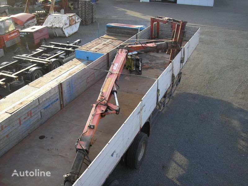 autodizalica s kranom ATLAS 3500 C