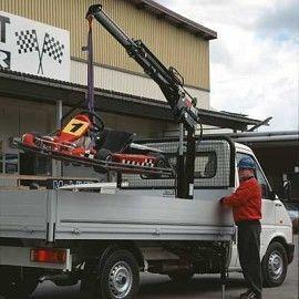 nova autodizalica s kranom HIAB 022 T