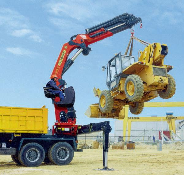 nova autodizalica s kranom PALFINGER RK 65002-SH serii High Performance