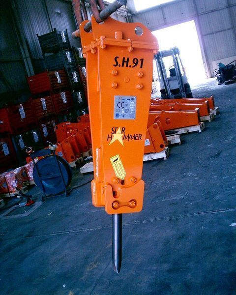 novi hidraulični čekić STAR Hammer SH 91