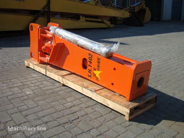 hidraulični čekić STAR Hammer SH 1402