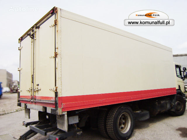 karoserija furgona SCHMITZ