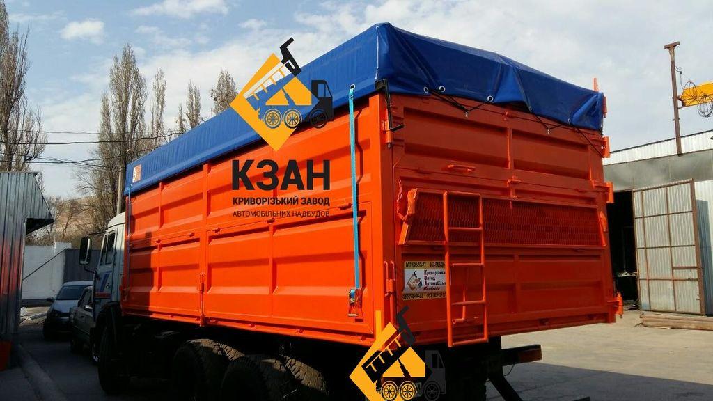 novi karoserija kipera KAMAZ 5320
