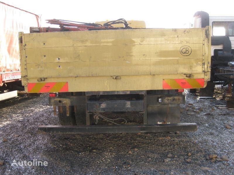 karoserija s ravnom platformom DAF LF55