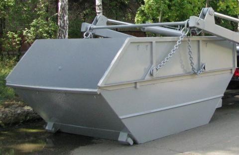 novi kontejner za glomazni otpad KO-450.08.00.000