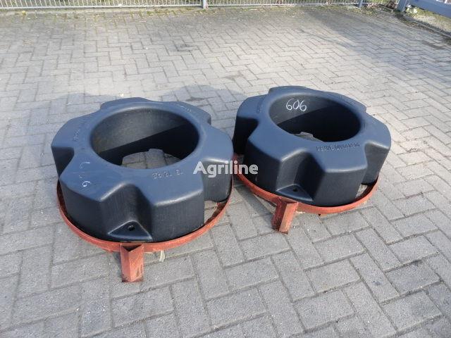 nova protivteža CASE IH Hinterradgewichte CNH 454 kg