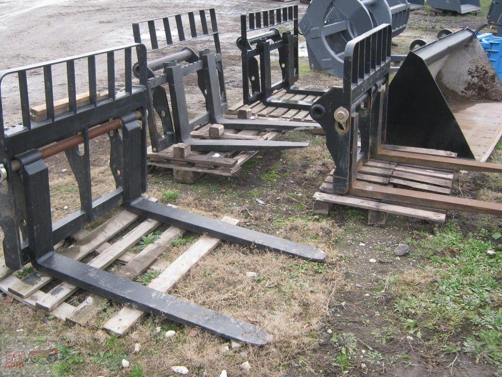 novo MANITOU palletnye vily viljuške