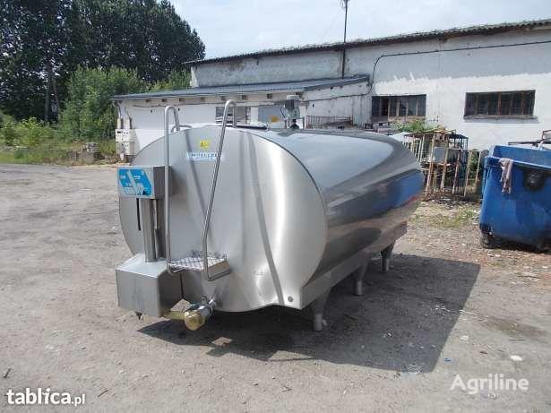 cisterna za prevoz mleka AMAZONE