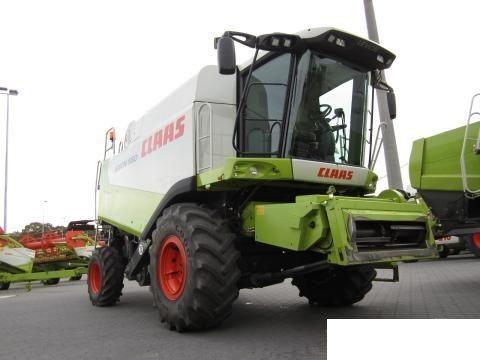 kombajn CLAAS 560
