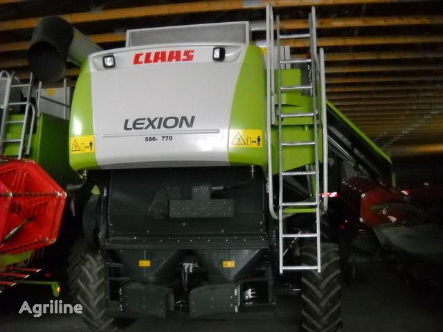 kombajn CLAAS LEXION 560