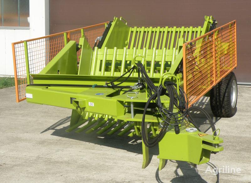 nova mašina za sakupljanje kamenja CONOW Gabelsteinsammler 1400