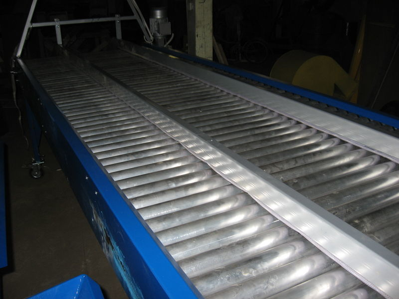 nova mašina za sortiranje inspekcionnyy rolikovyy stol - 2,5 m