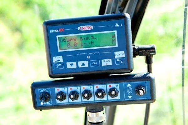 nova ostala poljoprivredna oprema Bravo-180