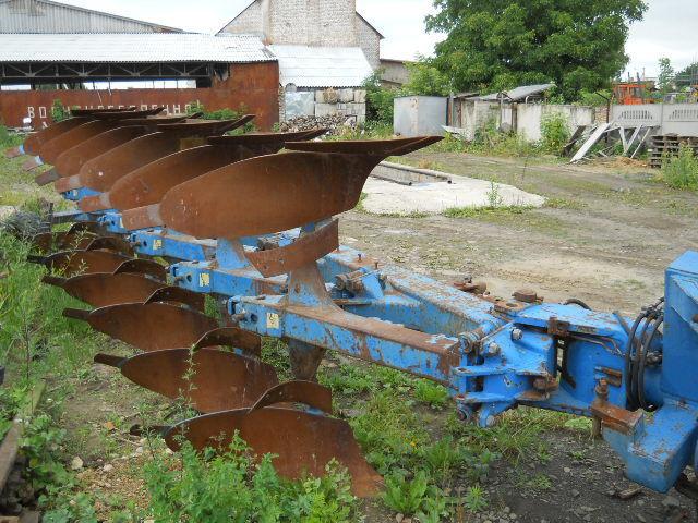 reversible plough RABE