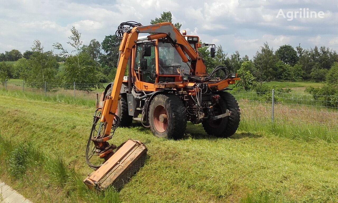 traktor točkaš FENDT Xylon Kosiarka MULAG Schmidt Mähgeräte