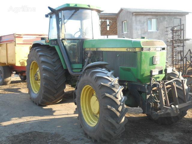 traktor točkaš JOHN DEERE 4755