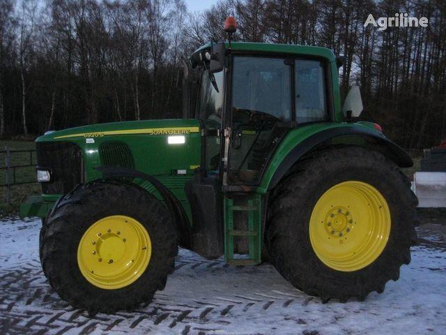 traktor točkaš JOHN DEERE 6920S