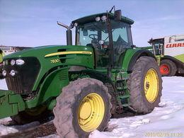 traktor točkaš JOHN DEERE 7830
