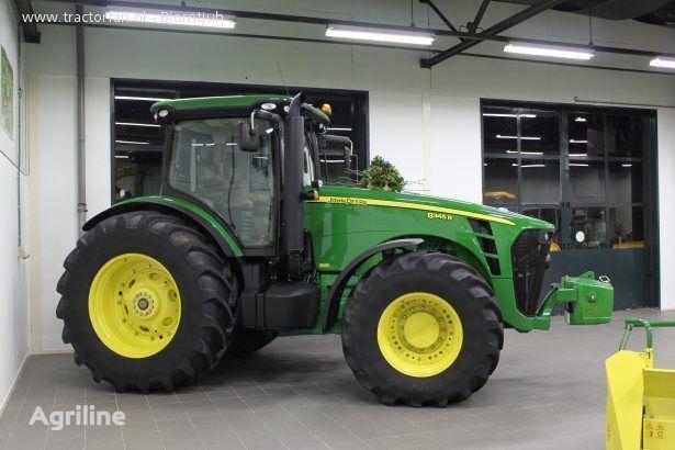 novi traktor točkaš JOHN DEERE 8320R
