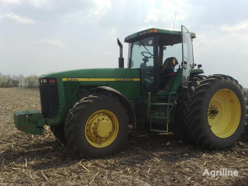 traktor točkaš JOHN DEERE 8400