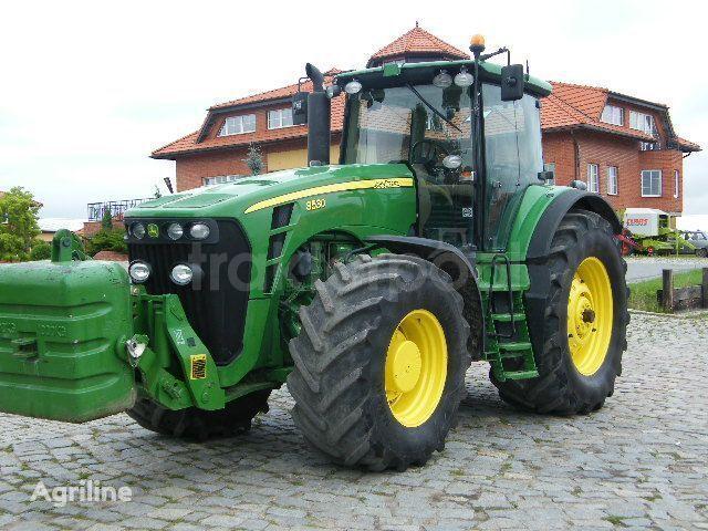 traktor točkaš JOHN DEERE 8530
