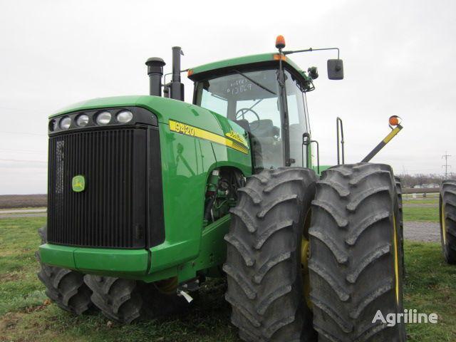 traktor točkaš JOHN DEERE 9420
