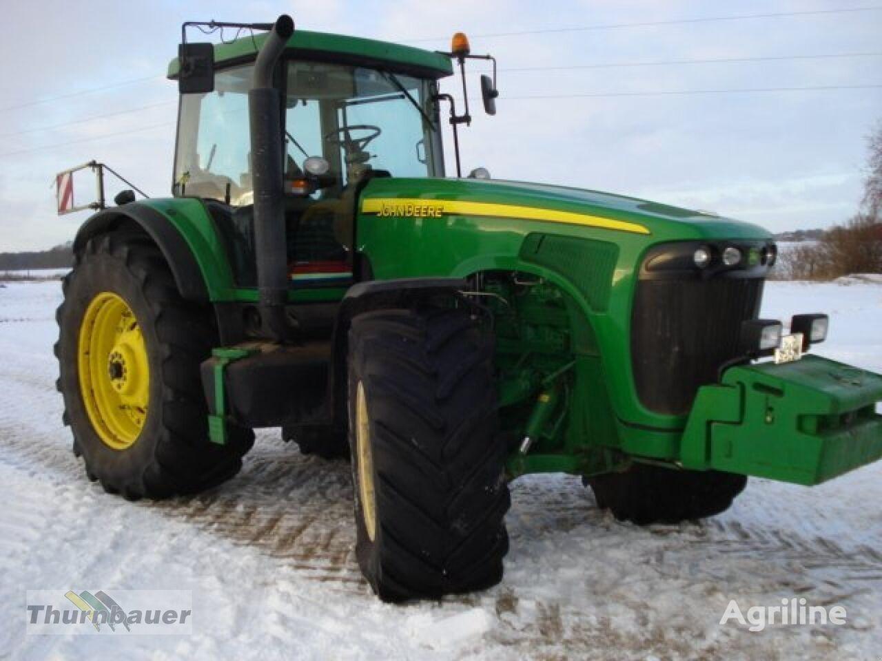 traktor točkaš JOHN DEERE Kabine 8020 Serie