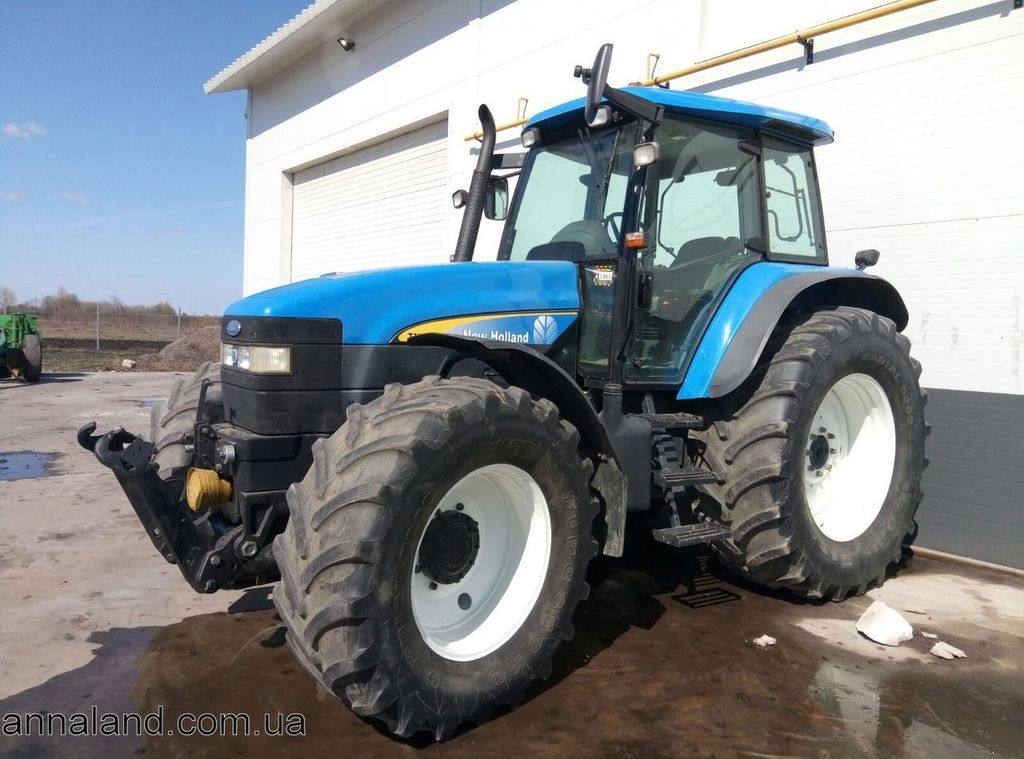 traktor točkaš NEW HOLLAND TM140