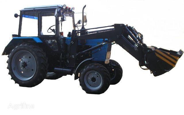 traktor točkaš Frontalnyy chelyustnoy BAM-2021 na traktore MTZ