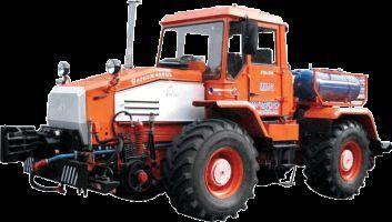 traktor točkaš MMT-2  Manevrovyy motovoz na baze traktora HTA-200