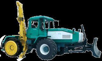 traktor točkaš SMR-3 Specializirovannaya mashina dlya remontno-stroitelnyh rabot